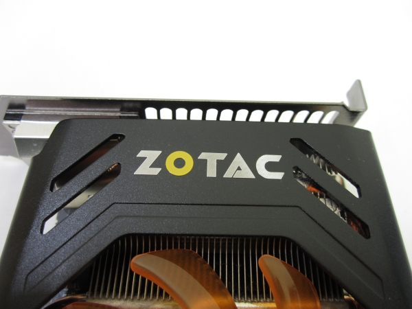 ZOTAC製 NVIDIA GeForce GTX770 2GBのロゴ