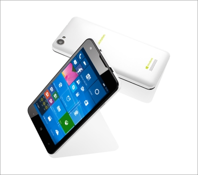 MADOSMA Q501A(Windows 10 Mobile搭載)