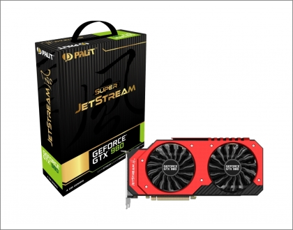 GeForce GTX 980 Super JetStream