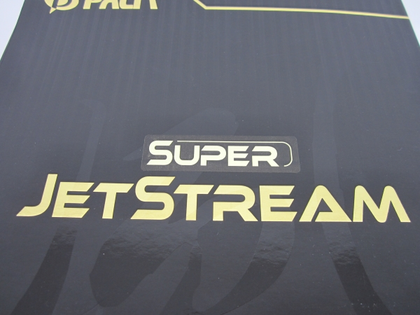GeForce GTX 980 Super JetStreamのパッケージシール