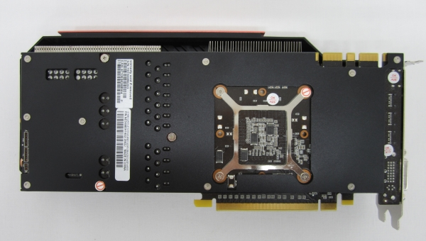 GeForce GTX 980 Super JetStreamの基盤側